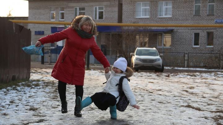 Готовьте коньки: в МЧС по Башкирии предупредили о гололеде в республике