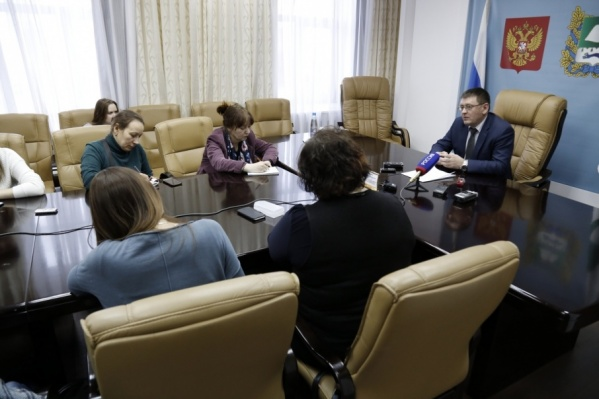 Сергей Чебыкин подвел экономические итоги года