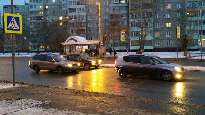 ГИБДД предложила перенести опасный переход у остановки «КСМ» на Куйбышева в Кургане