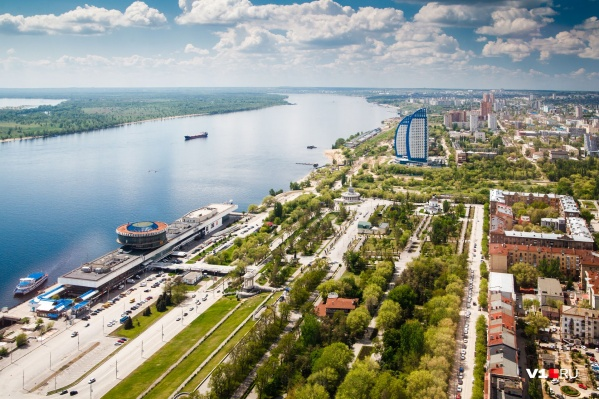 Рокадную дорогу освободили для молодежи в границах от Калинина до Комсомольской