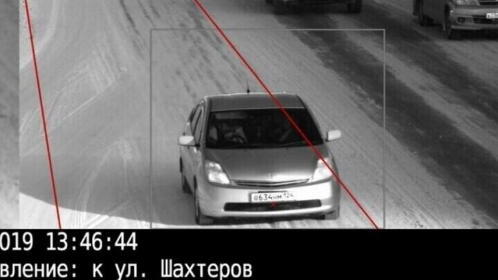 «Штраф все равно будет»: в ГИБДД дали ответ на обвинения оштрафованного за выделенку таксиста