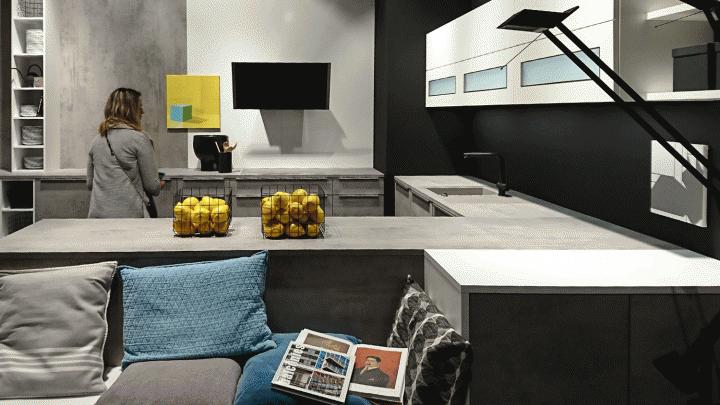 В лофте «Мельница» покажут, что будет модным в интерьере квартир в этом году