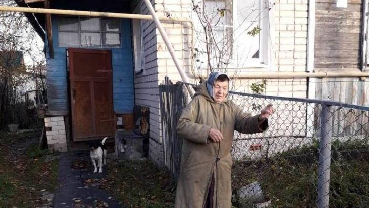 В Дзержинске ветерана Великой Отечественной войны выселяют из дома из-за ошибки в кадастре