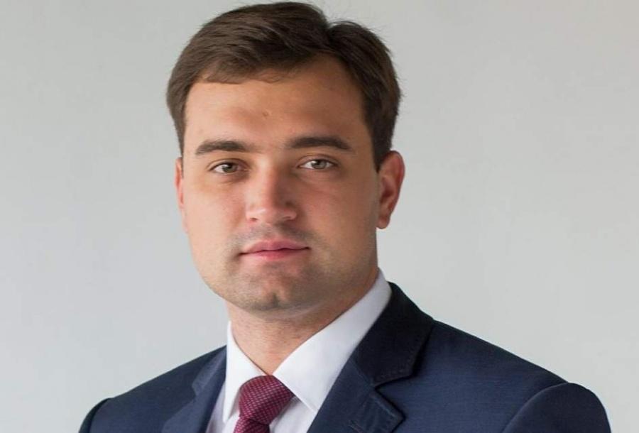 Советником красноярского губернатора стал Антон Натаров