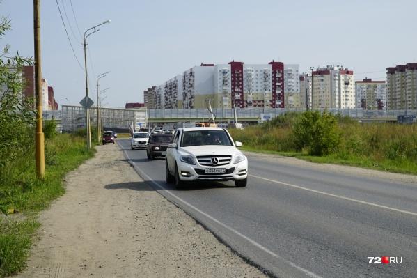 Помимо развязок и обходов, которые уже проектируются, планируют пробивать улицу Монтажников и делать новое полукольцо за объездной