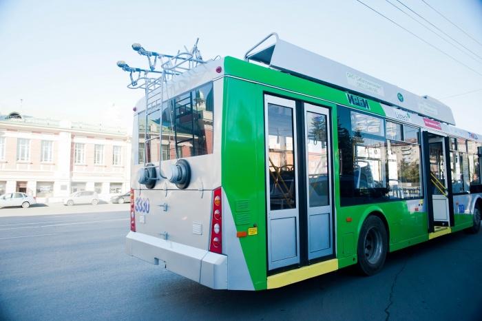 Троллейбус  № 36  предлагают пустить по новому маршруту