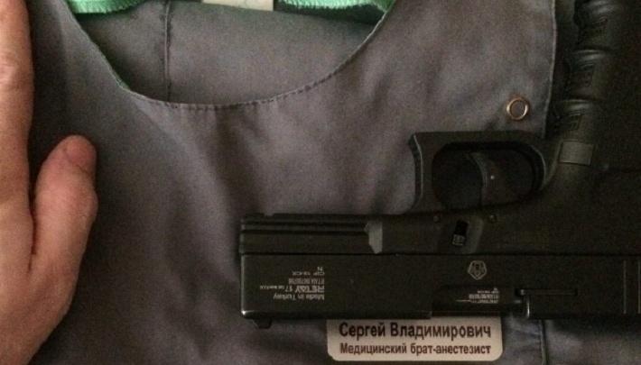 Из пермской больницы уволили анестезиста, писавшего на «Дваче» об убийстве ветеранов