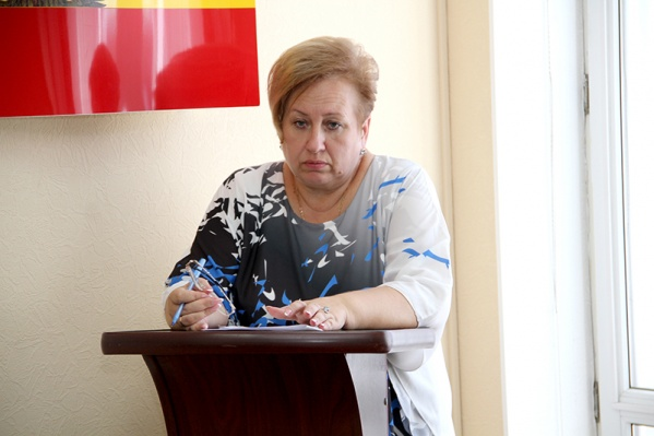 Елена Табаровец проработала в администрации два года