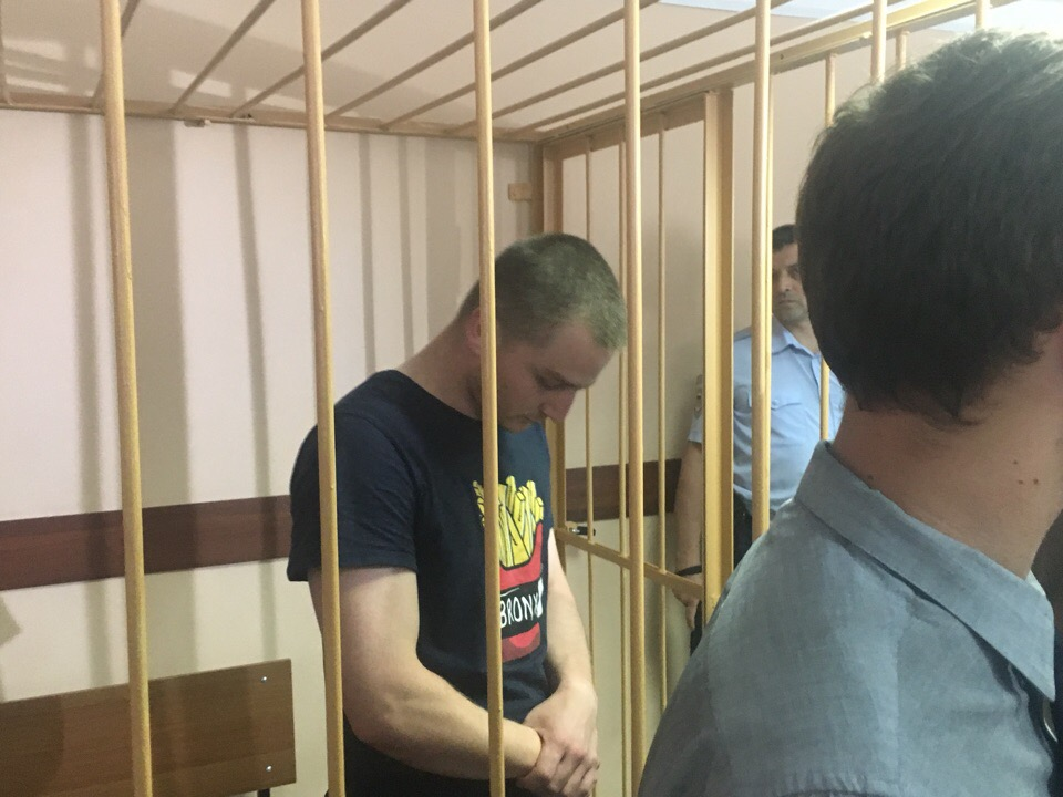 У Максима Яблокова уже была судимость за мелкое хищение