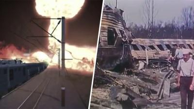 30 лет самой страшной железнодорожной катастрофе: вспоминаем трагедию, в которой погибли 130 омичей