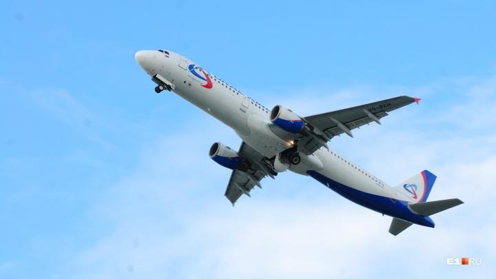 «Его чинили пилоты»: пассажир «Уральских авиалиний»заявила о проблеме с бортом, летевшим из Италии