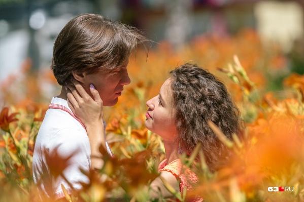 А вы верите в любовь с первого взгляда?