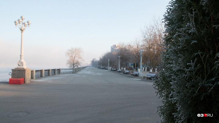 Пошла жара: в Самарской области зафиксировали экстремально высокие температуры