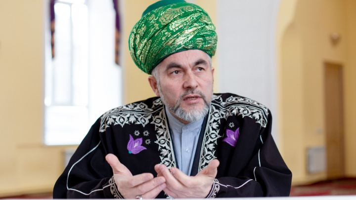 О взрывах вМагнитогорске, шахидах и вере: муфтий Челябинской области рассказал о радикальном исламе