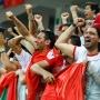 Болельщики Туниса до последнего поддерживали свою сборную в Волгограде