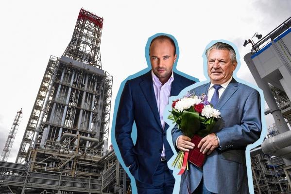Бизнес-партнеры Дмитрий Мазуров и Геннадий Лисовиченко занимались не только развитием Антипинского перерабатывающего завода