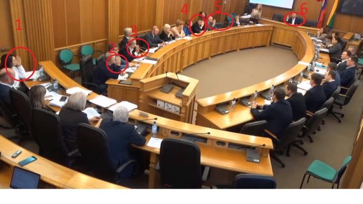 Депутаты гордумы отказались тратить 12 миллионов на свой пиар