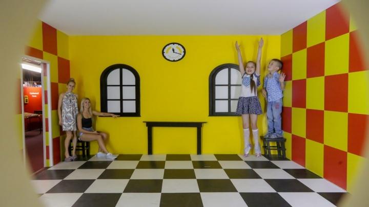 Безвыходных ситуаций не бывает: в здании на Добролюбова обнаружен выход из сложного лабиринта