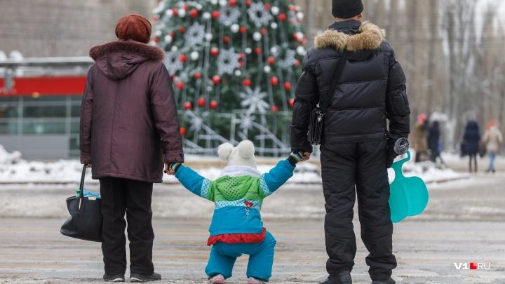 Фестиваль национальностей и таинственные подземелья: куда в Волгограде сходить 2 января?