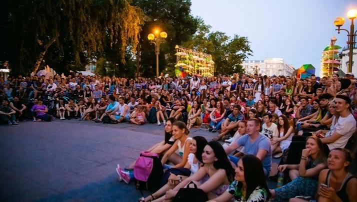 Фишка Дня города: тюменцы смогут бесплатно посмотреть короткометражные фильмы под открытым небом