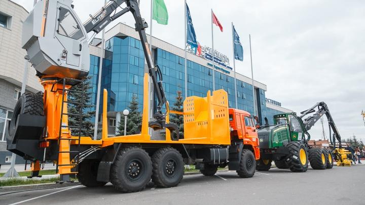 Все тенденции российского леспрома будут представлены на юбилейной выставке «ЭКСПОДРЕВ»