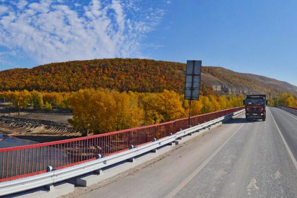 Новый мост построят рядом с существующим
