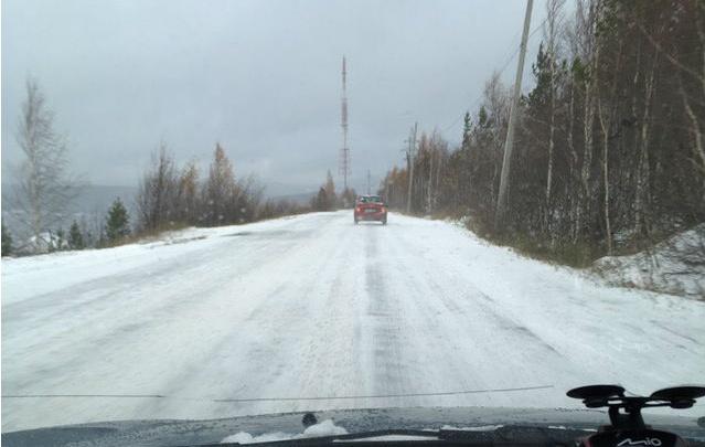Скользко и опасно: челябинские дорожники предупредили о сложностях на трассе М-5