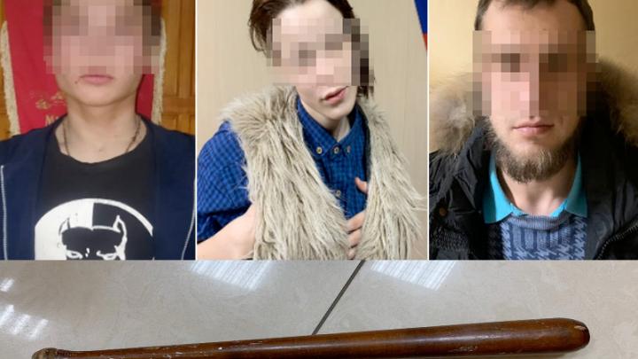 Вооружились ножкой стола, сломали обе руки: следователи рассказали о жестоком разбое на севере Волгограда