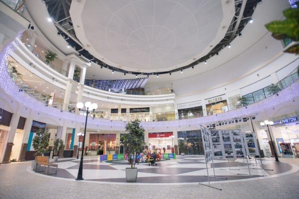 Речь идет о торговом комплексе «Арена-Норильск»