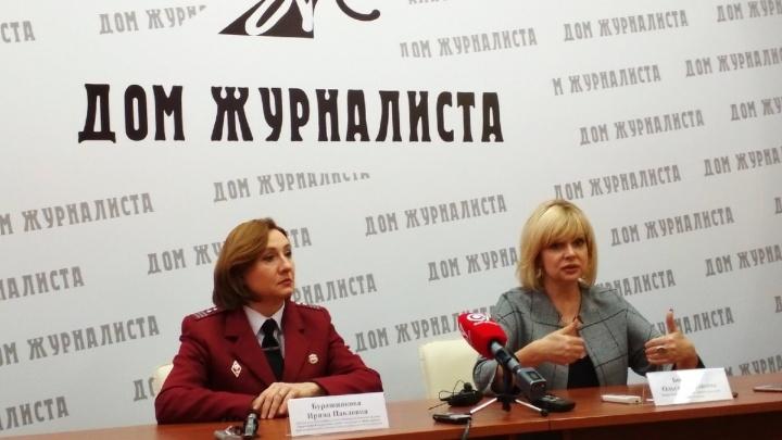 В детских поликлиниках Омска сделали отдельный вход для больных
