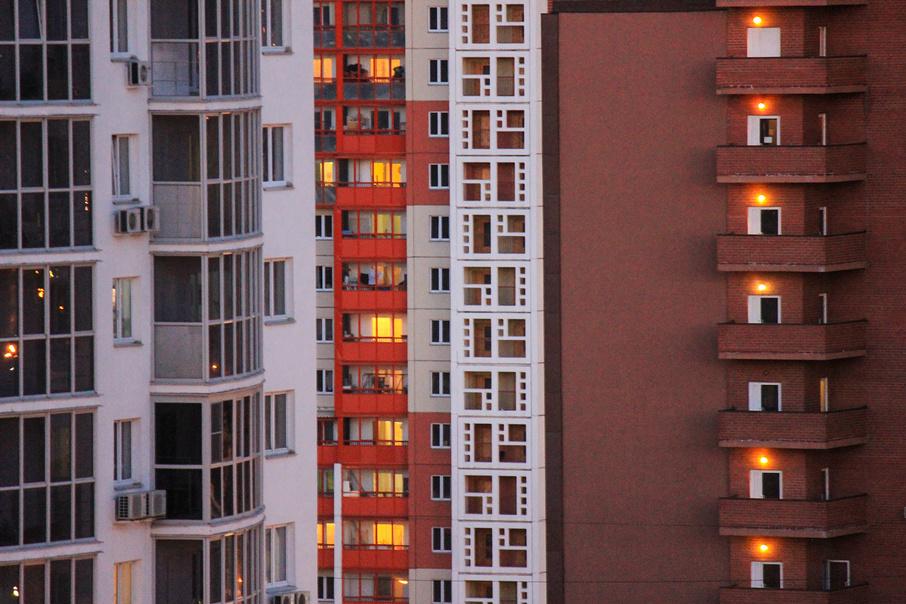 Большая доля высотных домов должна появиться в Калининском районе в ближайшие три года