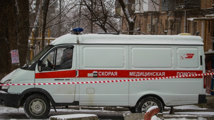 В Ростове годовалый малыш обварился кипятком