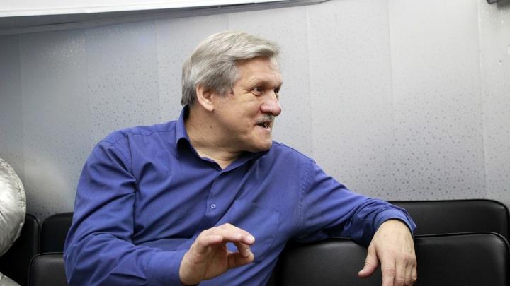«Мы неотделимы от звёзд»: Владимир Крупко — о боге, полтергейстах и своей кухне