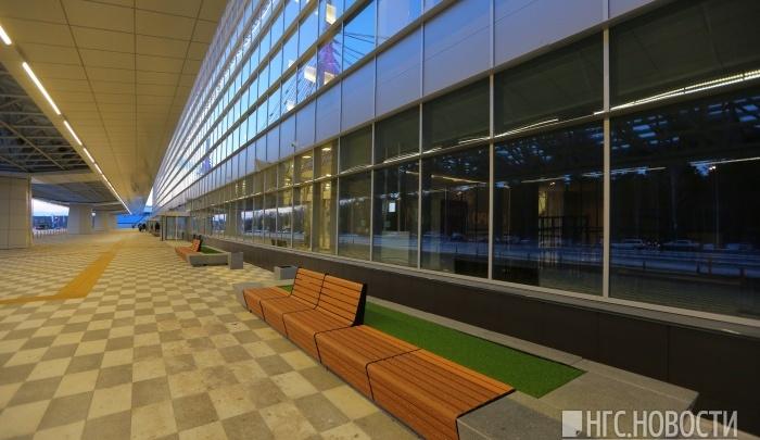 Аэропорт Красноярска эвакуировали из-за сообщения о взрывном устройстве в ноутбуке