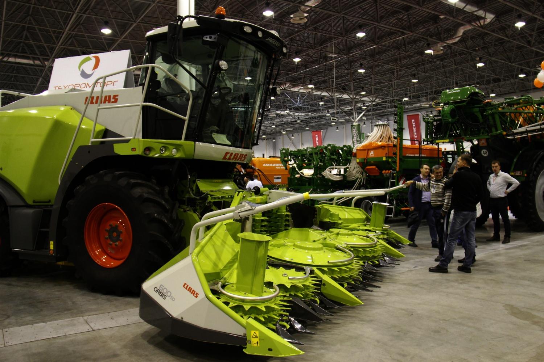 Такой немецкий комбайн для заготовки кормов может стоить больше 10 миллионов рублей