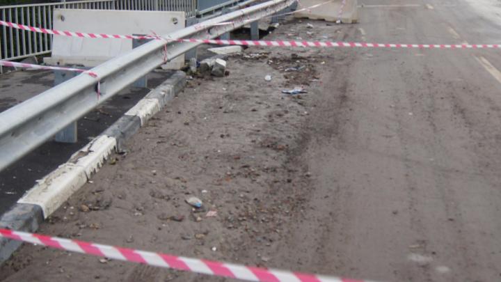 Восстановление моста через Темерник в районе улицы Песчаной снова перенесли