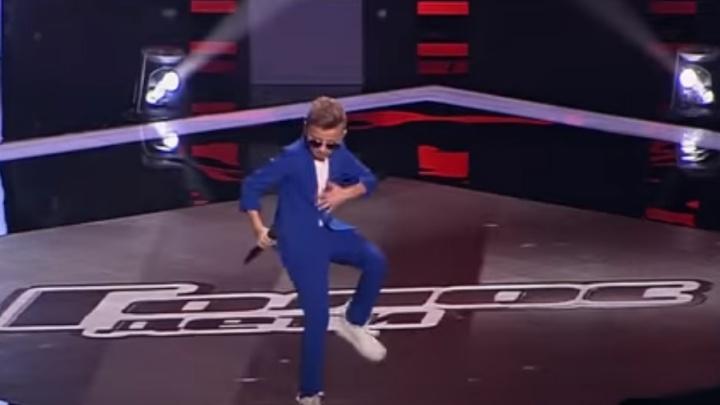 Мама блеснувшего на шоу «Голос. Дети»11-летнего новосибирца:«Артисту на сцене плакать не стыдно»