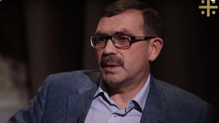 Волгоградский писатель стал автором «Тотального диктанта — 2019»