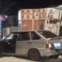 Лихач на бешеной скорости влетел в остановочный комплекс на Южном Урале