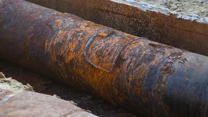 Четыре района Волгограда с понедельника отключат от горячей воды: полный список