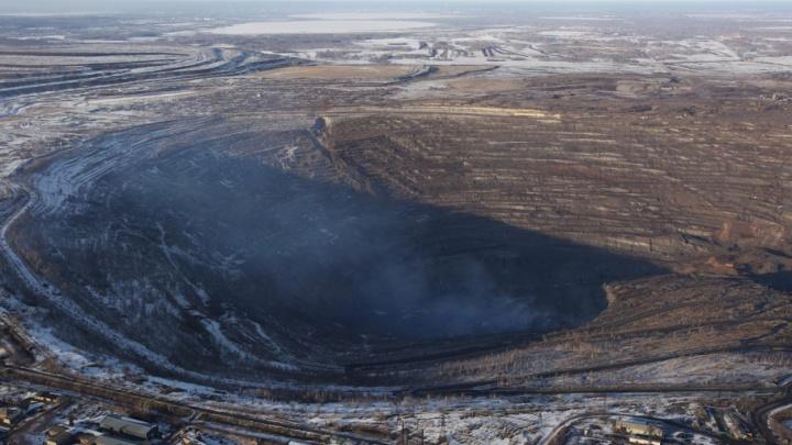 Сегодня в Коркино и Томино обсуждают проекты ликвидации угольного разреза