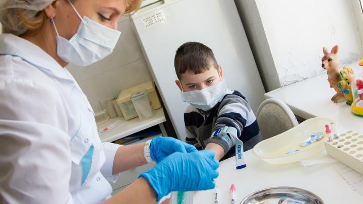 В Каменске-Уральском ввели карантин из-за гриппа и ОРВИ