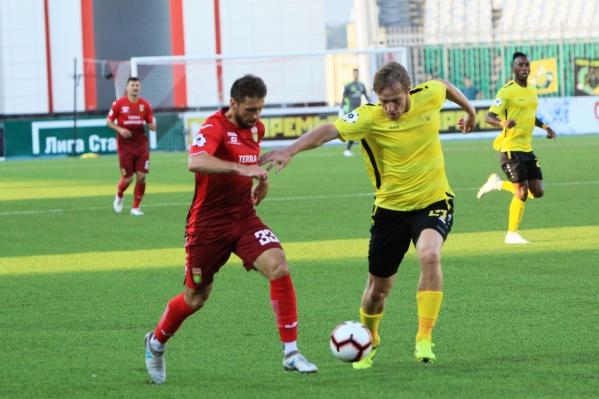 «Уфа» участвует еще и в Премьер-лиге