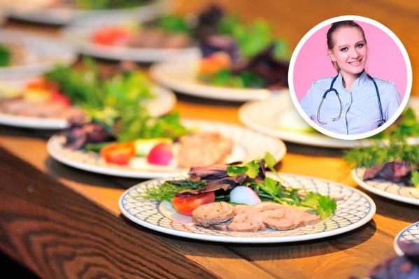 Наш эксперт —диетолог Ирина Бородина