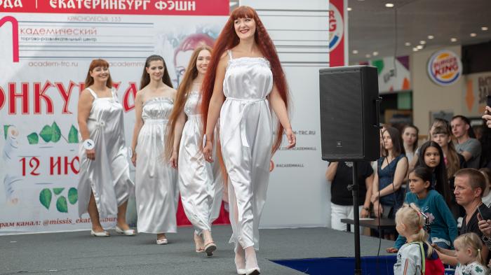 Длина волос победительницы — 142 сантиметра