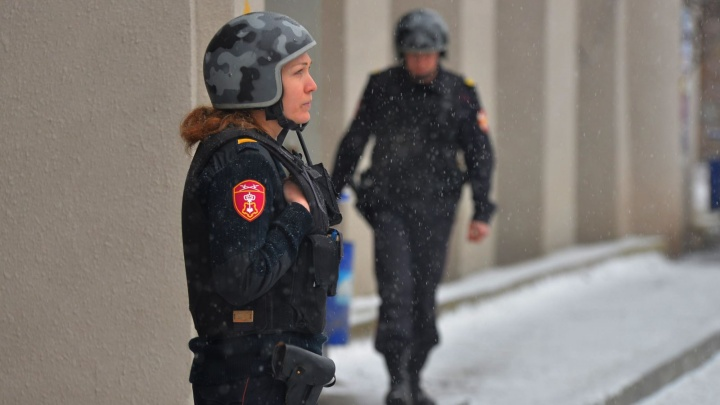 Ельцин-центр в Москве эвакуировали из-за подарка, похожего на взрывчатку