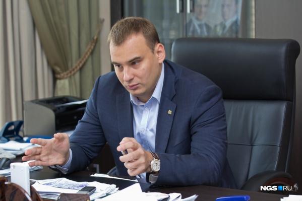 Депутат Заксобрания НСО Иван Сидоренко возглавляет компанию«Энергомонтаж», с которой долгое время конфликтовал убитый Олег Арчибасов