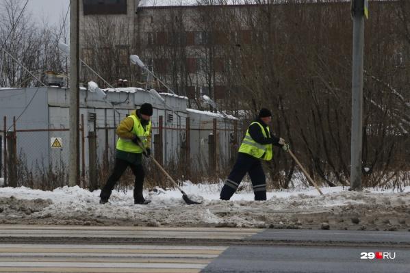 У депутатов накопилось много нареканий к работе Плесецкого дорожного управления