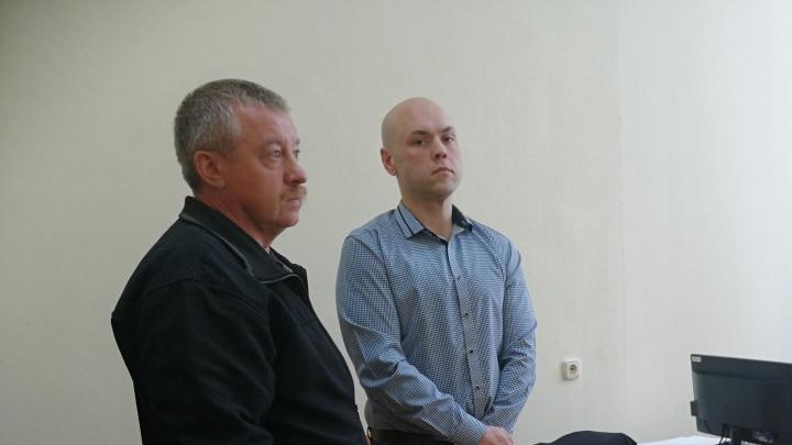 Суд продлил меру пресечения экоактивистам с Шиеса, обвиняемым в избиении сотрудника «Технопарка»