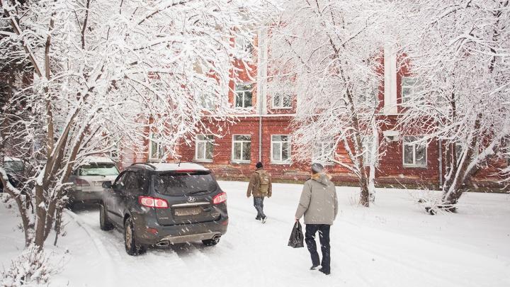Морозы отступают: в Новосибирск идёт потепление